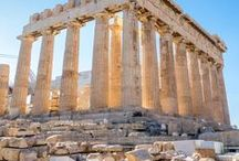Greece Travel Guide / Greece Travel: the best destinations in Greece, including Athens, Santorini and many more beautiful Greek islands! Plan your perfect itinerary whether it's for a budget traveler, a honeymoon or a trip with friends.