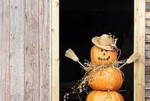 fall ideas / by Wendy Miller