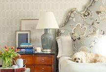 Blissful Bedrooms / by Residential Designer, Alison Hodd