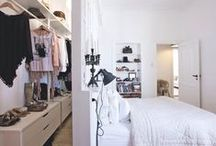 { Compact Living } / Small-space solutions and versatile, multi-use furniture.