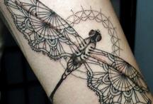 Tattoos / by Paula Goundry
