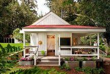 { Tiny Homes }