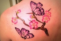 Pretty Ink / Not necessarily for myself, but just tattoos that I like the look of..