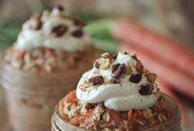 Wakey wakey eggs and bakey!! / by Heather McComb