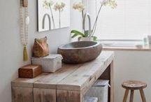 Bathroom Bliss / Inspired bathroom designs.