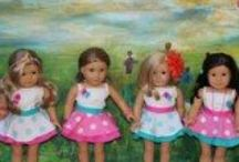 American Girl Doll Crafts & More