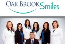 Welcome! / If you are looking for a dentist at Oak Brook IL, one who will provide you with a comprehensive care approach and gentle treatment, trust your smile to the gentle and capable hands of Oak Brook dentist Dr. Umar Haque at Oak Brook Smiles.