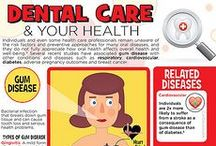 """Oral Health / """"Oral health touches every aspect of our lives but is often taken for granted. Your mouth is a window into the health of your body."""" - American Dental Association"""