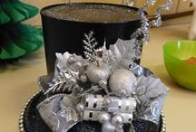 Crafty Christmas Decorations / by Sue Wiggins