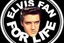 ELVIS ~ King of Rock n Roll / by Jenny Mize Toufas