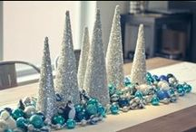 Blue Christmas / by Sue Wiggins