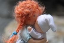 { Wonderful Toys } / Dollhouses, Castles, Farms, Dolls, and Waldorf Toys