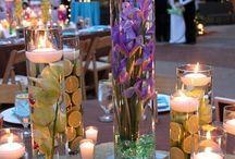 Chaya & Forrest / Wedding ideas
