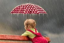 Love the Art of Rainy Days / Into each life some rain must fall, but it's not always a bad thing.