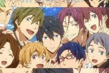 Free! / Mostly sillyness and tumblr jokes :/