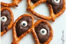 Halloween Recipes / Spooky fun recipes perfect for Halloween.