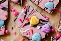 Valentine's Day Treats / Sweet treats for kids and adults on Valentine's Day!