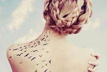 Tattoo Art ★ Tatuajes y Arte / My love for tattoos... Tattoo Love...