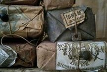 Wrapping ★ Packaging / Wrapping packaging inspiration. Inspiraciones para envolver regalos