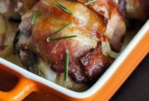 Good Eats / My favorite savory recipes from around the interwebs.