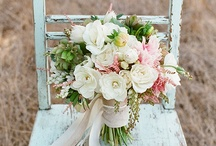 Floral Design Ideas / Great ideas...all flowers!