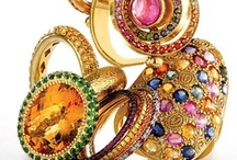 Bling + Sparkle + Jewels / Anything that sparkles & shines... Jewelry, accessories, fashion, etc. / by Kirsten Gary