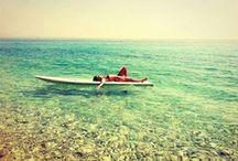 Spring Summer Beach Happy Life ★ Primavera Verano Vida Playa / My favorite seasons... Beach Happy Freedom Life! Hair StyLes ★ Cabello Cortes  / by Alejandra Kandy Disenos