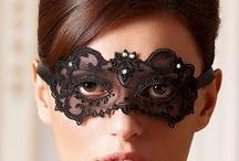 Masks / by Larissa Monteiro
