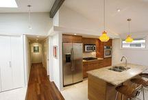 Modern Kitchen Design / Modern, minimal kitchen design inspiration