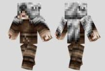 Minecraft Skins / by MineCrafteo