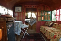 small & homemade homes / tiny homes, tree houses, caravans, pods, studios, etc. / by ckwinny