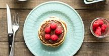 Pancakes / A board dedicated to my all time favourite breakfast food.