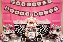 Party: Pink Zebra / by Veronica Hernandez