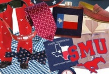 School Spirit / Anything that relates to: Southern Methodist University (SMU), Clemson, or Texas Tech. / by Kirsten Gary