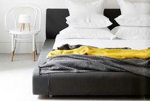 Beautiful Bedroom / Beautiful and inspiring bedroom design.