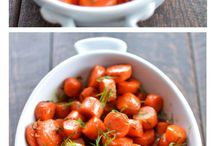 Autumnal Eats / Recipes featuring fall seasonal foods.
