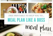 Meal Planning Inspiration