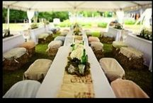 Ashley's Country/Rustic Wedding