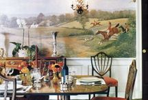 Farm & Country / Country Living  Always comfortable .... Collected elegance  / by Leslie Andretti