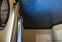 Redo - Ceilings / The fifth wall....when decorated...adds so much to the room.  All ideas...from painting to planking... for the DIYer are collecting here.