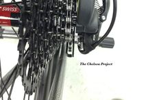 Bicycles / All things bike related for riding, repair and storage.