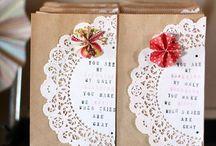 DIY - Gift Wrap / Creative and fun gift wraps.
