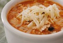 Cook - Chilis, Soups & Stews / Easy to make soups and stews.