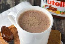 Coffee, Tea & Hot Chocolate