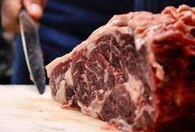 Fleisch / Fleisch, Steak, Burger, BBQ, Würstchen, und viele andere Gerichte, Rezepte und Inspiration. :-)