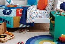 Colorful Kids Rooms / Creative, colorful, and FUN kids room decor!