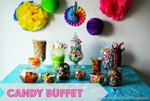 Party Ideas / by Kandi Phillips