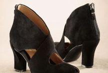 Shoes, Boots and Hats
