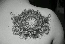 Tattoos / by Kara Kuykendall