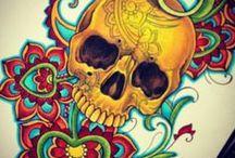 Tattoos / Artwork on skin!
